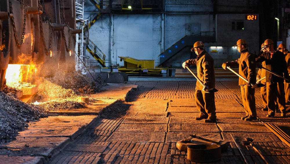 В Брянске все профзаболевания дало сталелитейное производство
