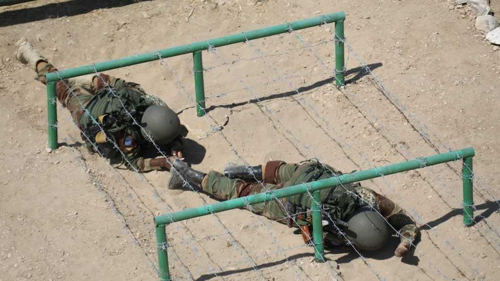 Военнослужащие брянской части сдавали зачеты по физподготовке за взятки