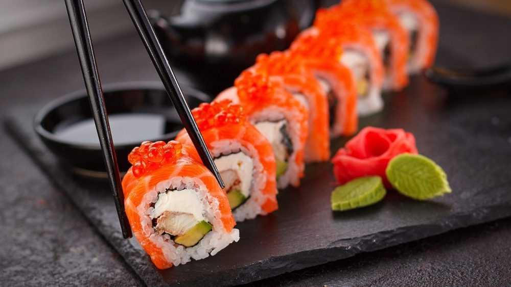 Где можно заказать вкусные суши в Ижевске