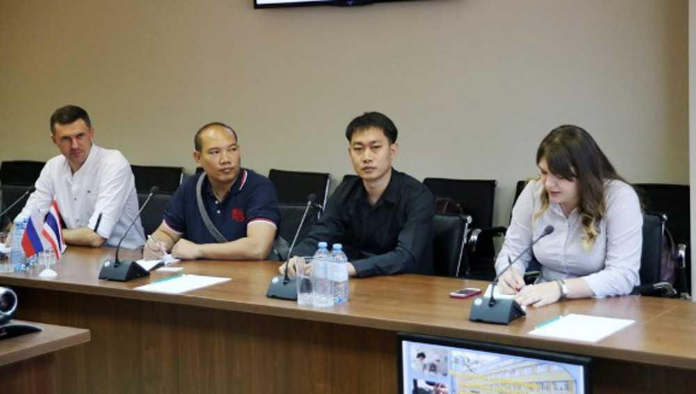 Гости из Таиланда убедились в безопасности брянской мясной продукции