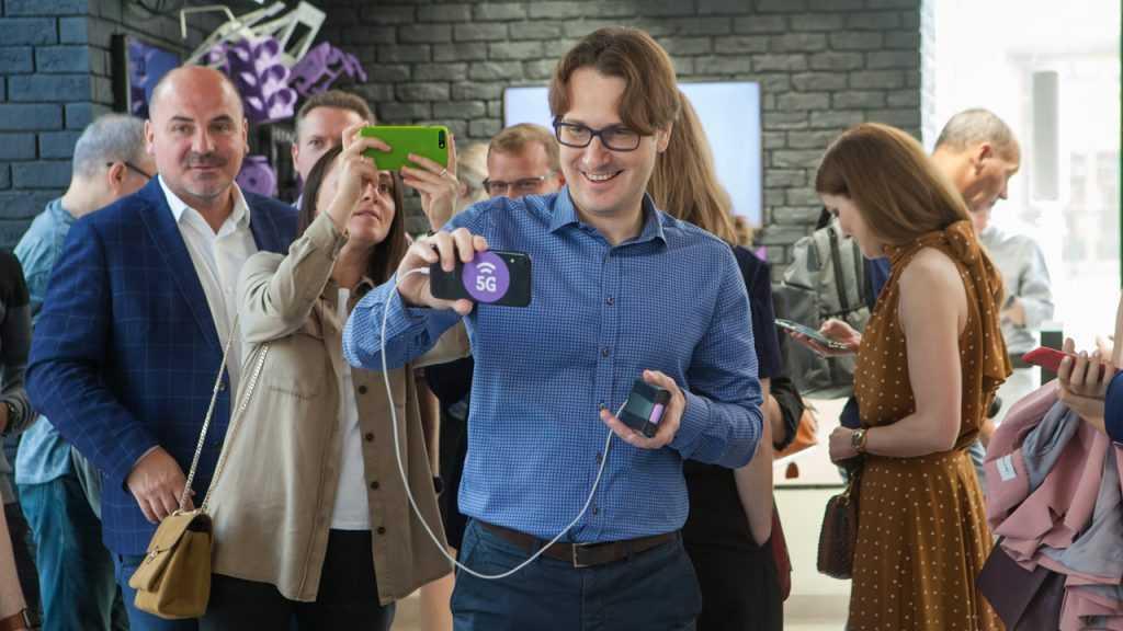 Tele2 первой предлагает пользователям протестировать 5G