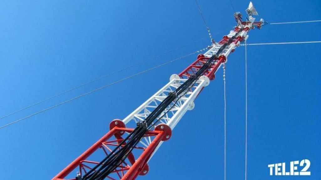 Tele2 снова быстрее всех по темпам строительства LTE– Роскомнадзор