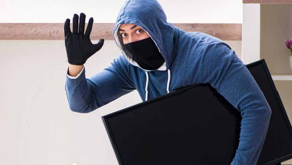 В Брянске поймали серийного квартирного вора