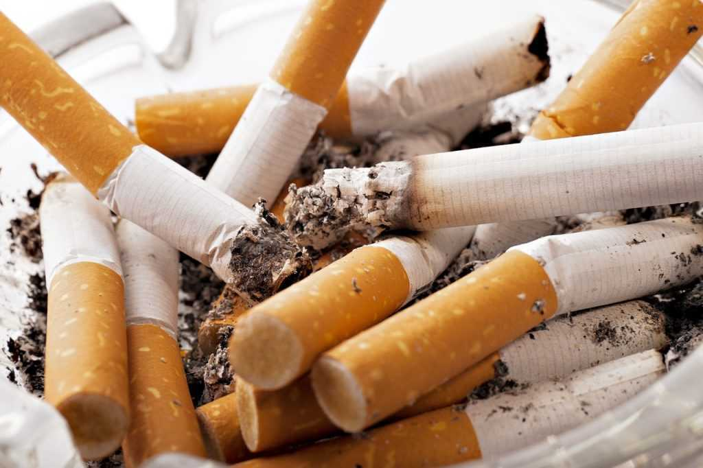 Жительница Брянска пожаловалась на никотиновых отравителей