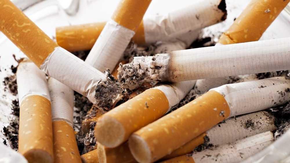 В Брянске у 25-летнего парня изъяли нелегальные сигареты на 5 млн рублей