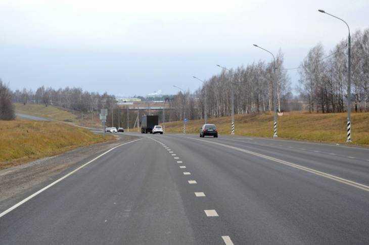 Под Брянском на опасных дорогах появятся новые светофоры