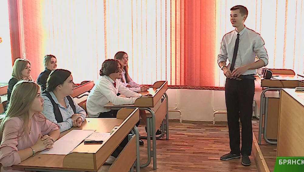 Брянский педагог Ярослав Бабарин вышел в финал