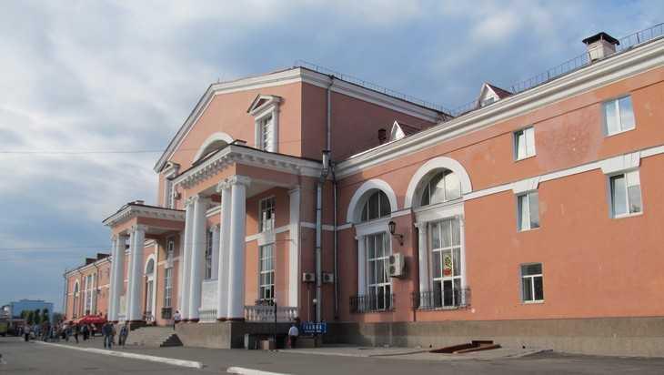 На площади возле вокзала Брянск-1 изменят схему движения транспорта