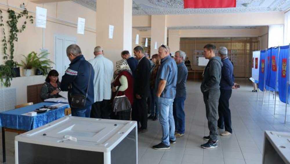 В Брянской области день голосования начался без происшествий