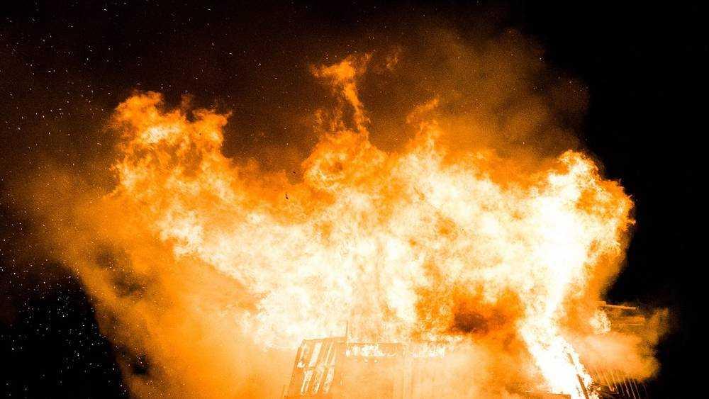 В Брянске сообщили о мощном взрыве под Белой Березкой
