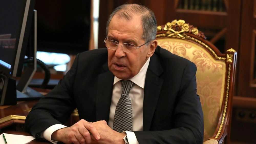 Министр иностранных дел России Сергей Лавров: «Попытки подчинить Россию абсолютно бесперспективны»