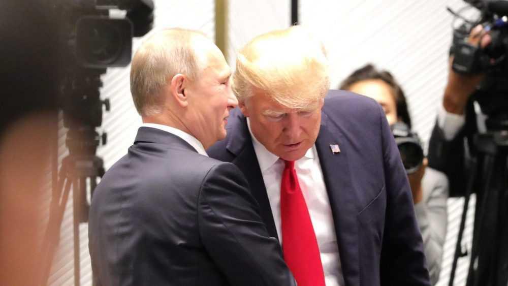 «Это хорошо»: Трамп назвал «виновных» в обвале рынков и рассказал о последствиях