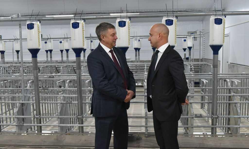 Брянский губернатор высказался о родственных отношениях в бизнесе