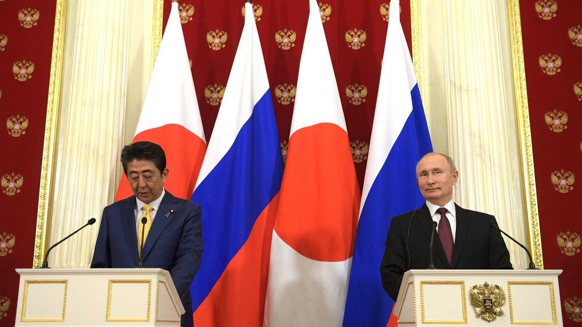 Почему Россия никогда не заключит мирный договор с Японией