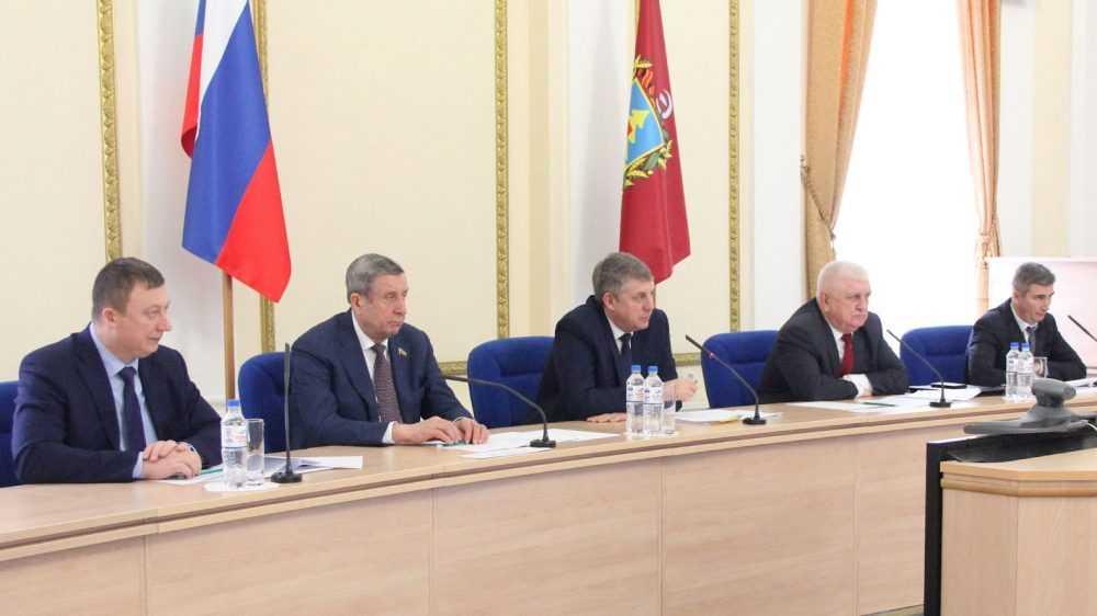 Брянских чиновников научат в Москве бороться с коррупцией