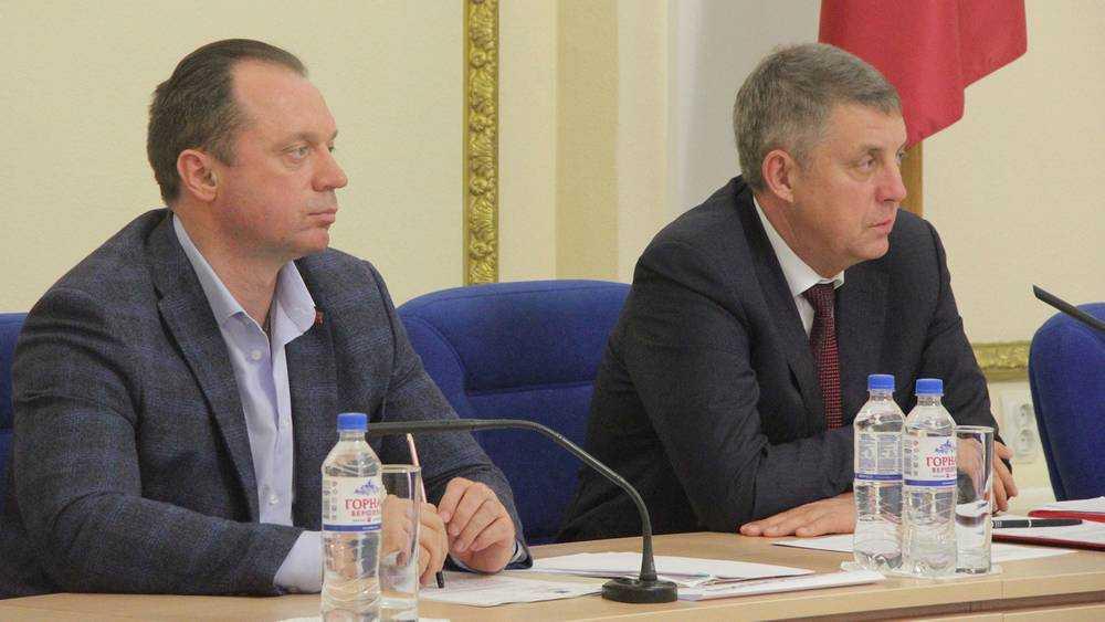 Брянский губернатор устроил чиновникам разнос за дорожные странности