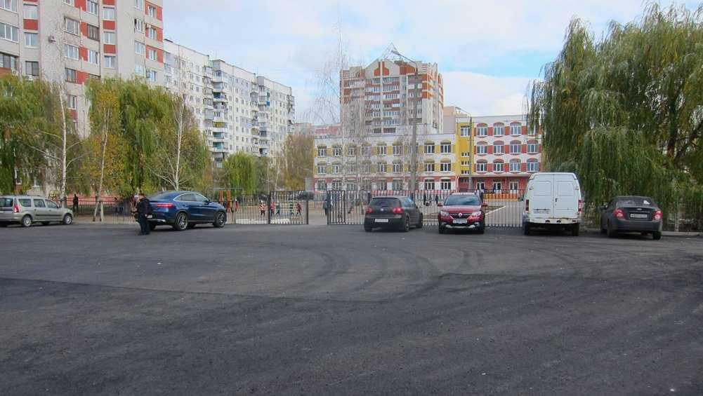 В Брянске ремонтируют дорогу в Московском микрорайоне