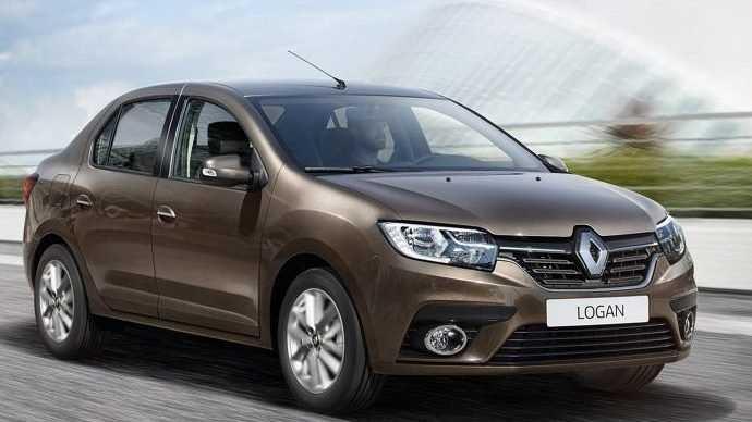 «Европлан»: Renault Logan за 7333 рублей в месяц или с авансом 0%