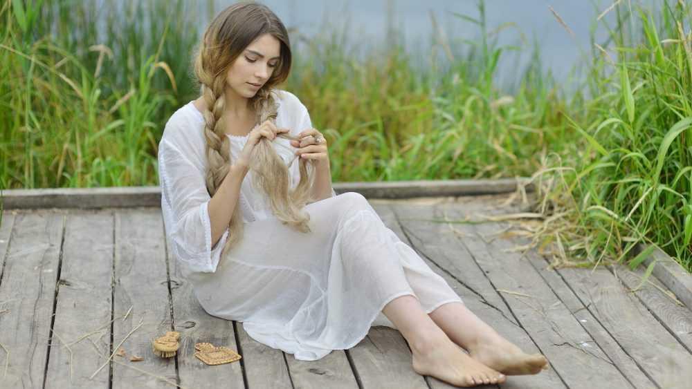 Почему в России нет изделий из русского льна?