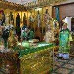 В брянском храме прошло празднование Собора брянских святых