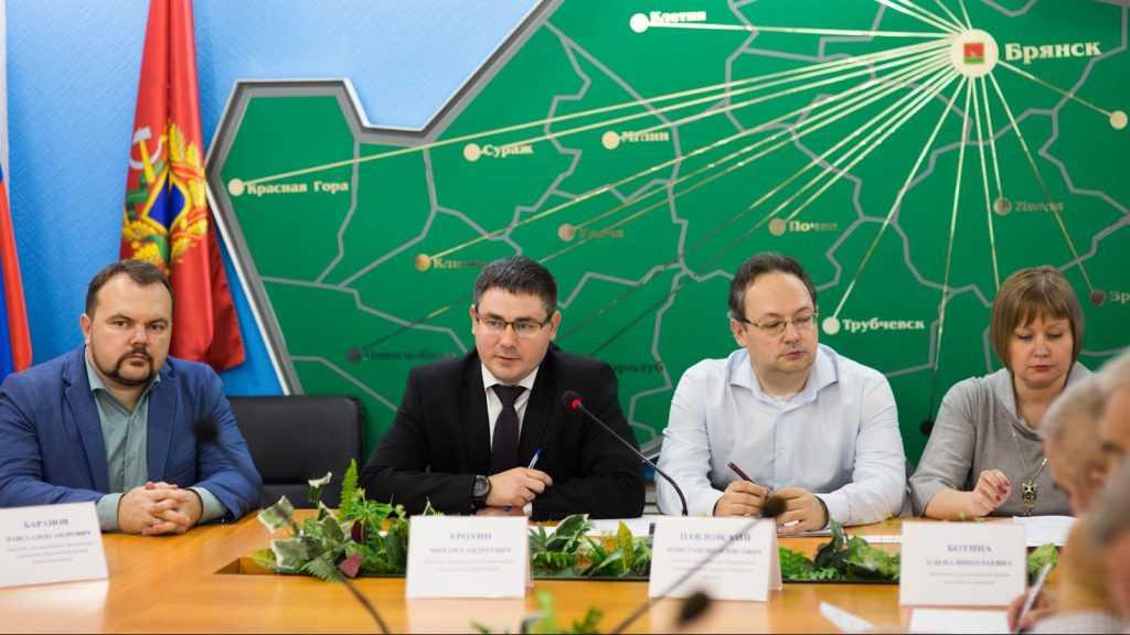 В Брянской области создали агропромышленный кластер