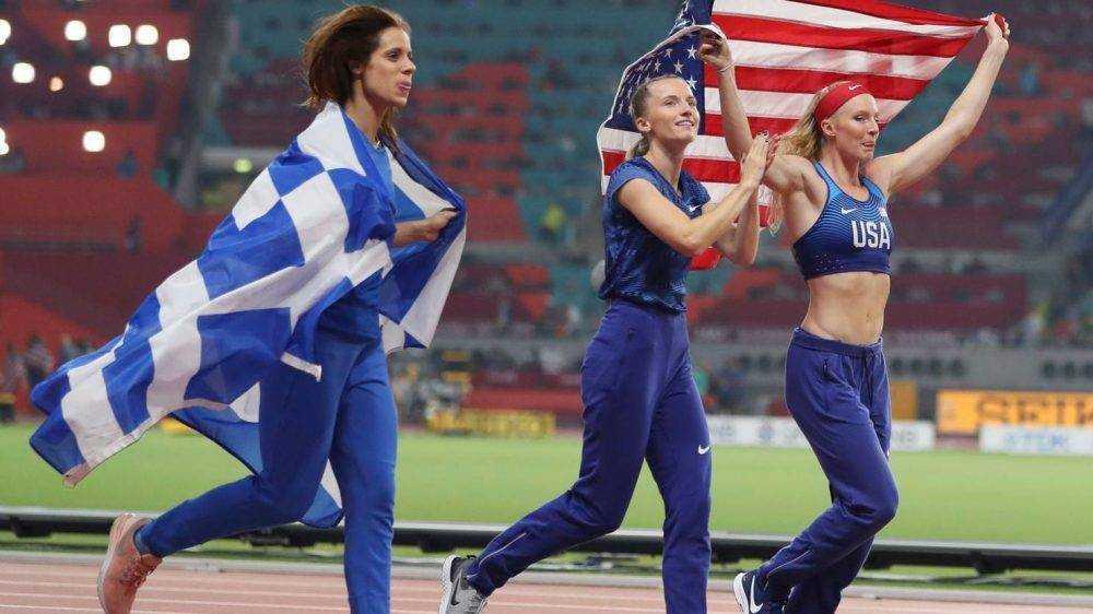 В США были поражены победой российской спортсменки