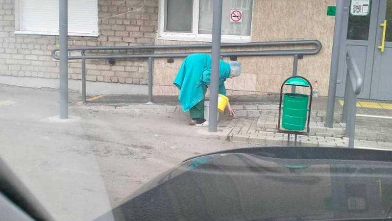 Брянские провокаторы заполонили сети снимками о нищих старушках
