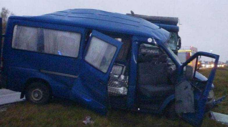 Проехавший через Брянск автобус попал в ДТП – погибли 5 человек