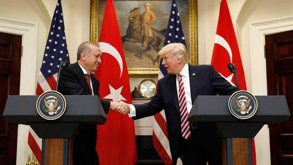 Письмо Трампа президенту Турции взорвало Интернет