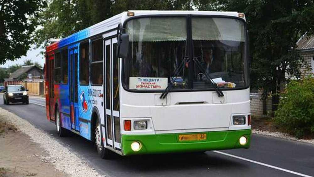 В день приезда патриарха в Брянске пустят автобусы до Свенского монастыря