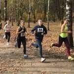 Брянские школьники показали себя отличными бегунами