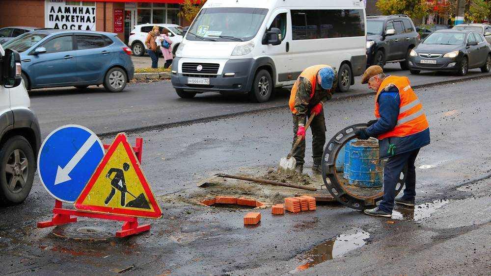 Брянские власти пообещали фантастически ровные дороги после ремонта