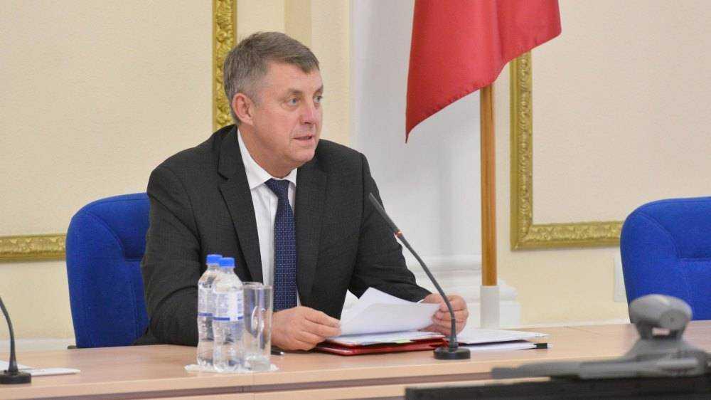 Брянский губернатор Богомаз приказал за неделю дать тепло во все дома