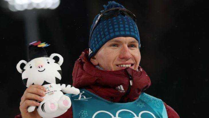 Брянский лыжник Большунов упал и не вышел в финал спринта