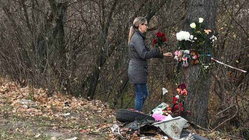 В Брянске завершился сбор на месте гибели Натальи Бочкиной и ее детей