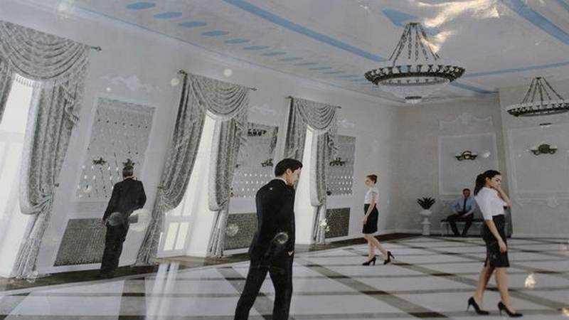 В ДК БМЗ в Брянске после ремонта откроется красивый зал бракосочетаний
