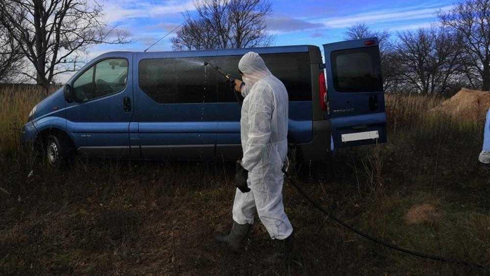 Украинец завез в Брянскую область зараженное африканской чумой сало