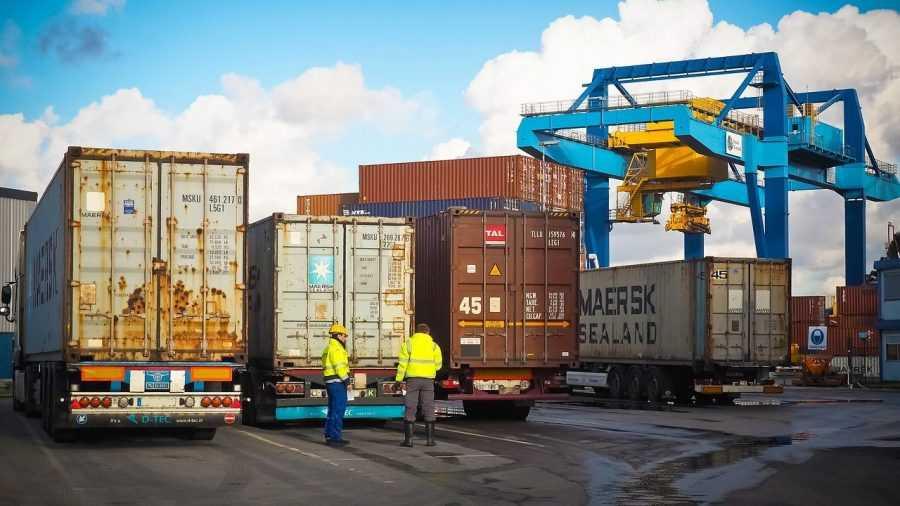 Выбор международной транспортной компании