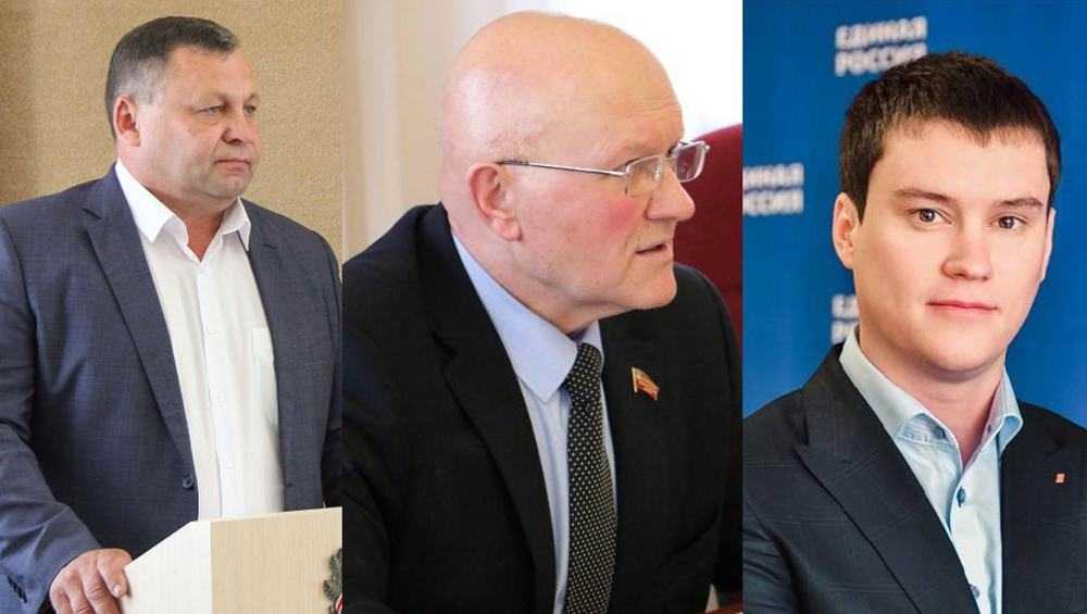Пронин, Башлаков и Перепелов стали депутатами Брянской областной думы