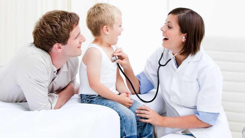 В Брянской области повысили качество медицинской помощи детям