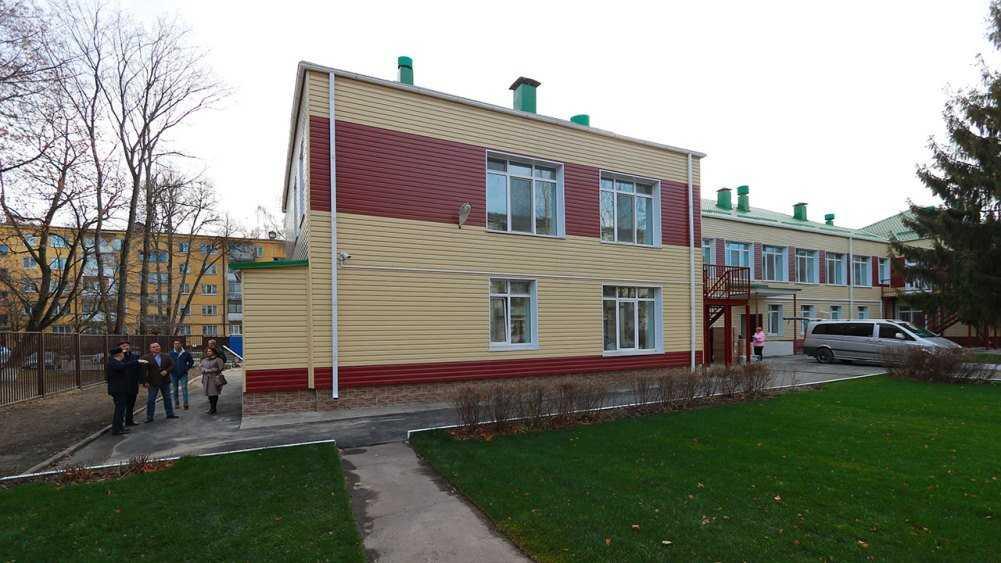 В Брянске в ноябре откроют отремонтированный детсад «Андрейка»