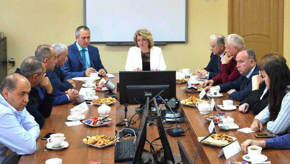 В общественной палате Брянской области будут все национальные диаспоры
