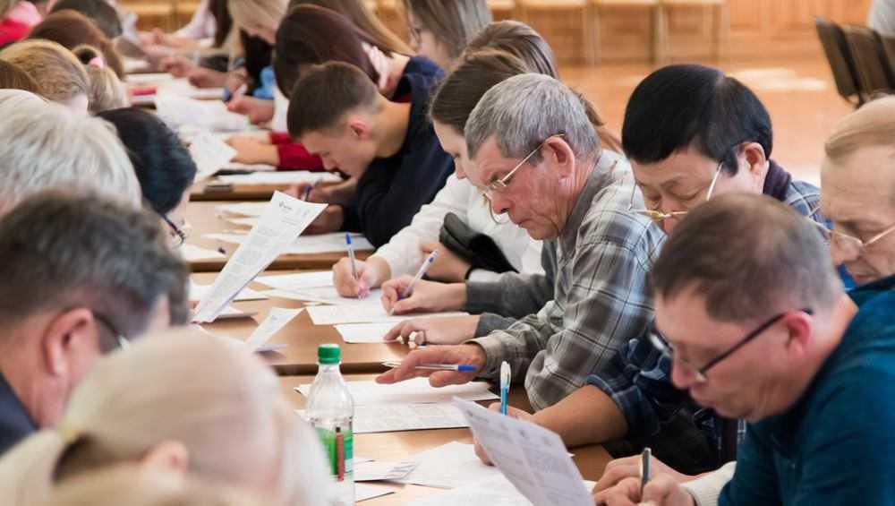 В Брянске 1 ноября и 1 декабря проведут два диктанта