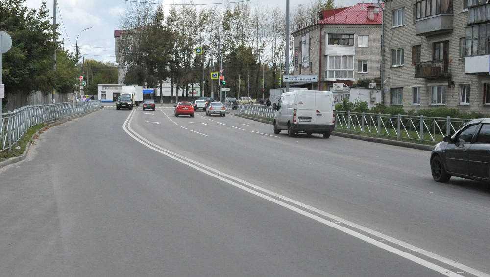За пять лет в Брянской области обновят 2340 километров дорог