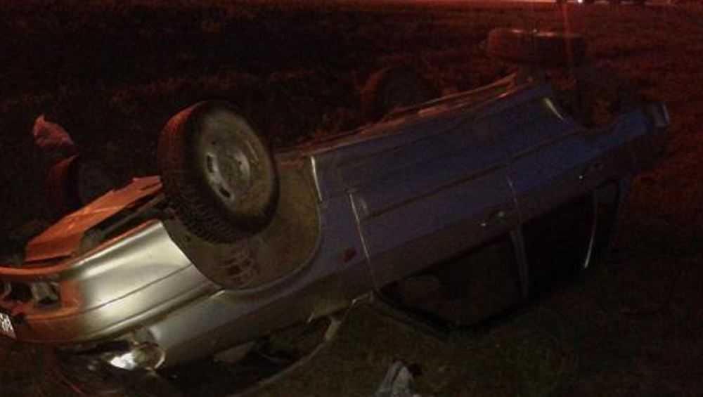 В Суземском районе пьяный водитель на ВАЗе зарулил в кювет