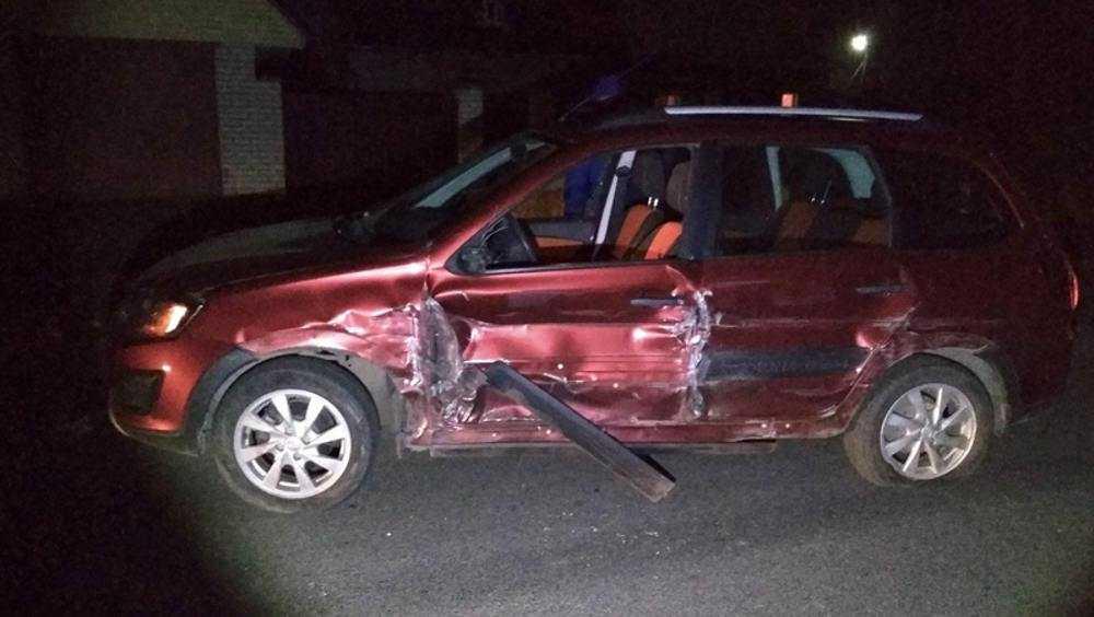 В Погарском районе при столкновении двух ВАЗов погиб 18-летний водитель