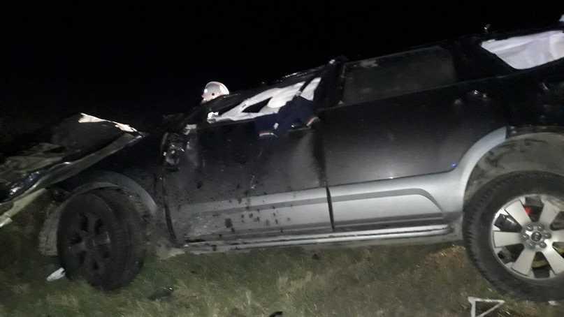В ДТП под Комаричами погибла 47-летняя женщина и ранены двое детей