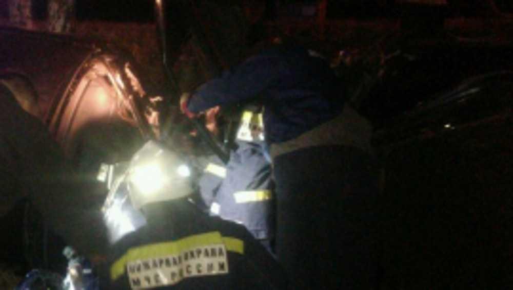 Под Стародубом в автокатастрофе покалечились двое молодых людей