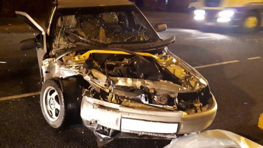 Три человека пострадали в ДТП на дороге Брянск – Орел