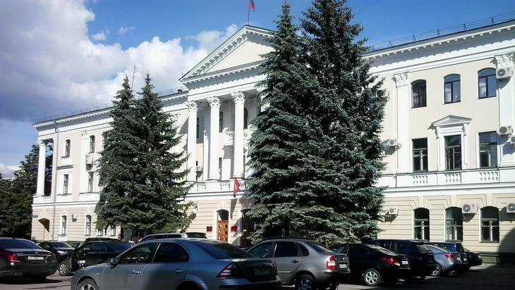 В Брянске удостоверения вручили депутатам облдумы